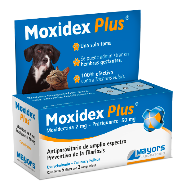 MOXIDEX PLUS